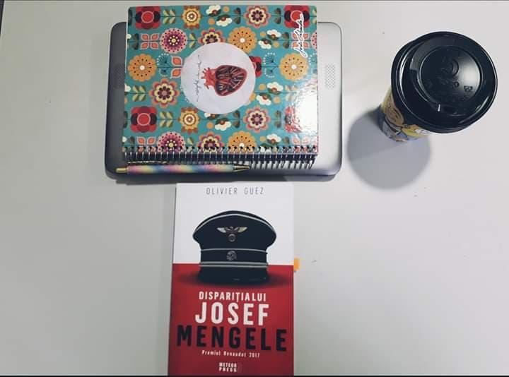 """Recenzie: """"Dispariția lui Josef Mengele"""" de Olivier Guez"""