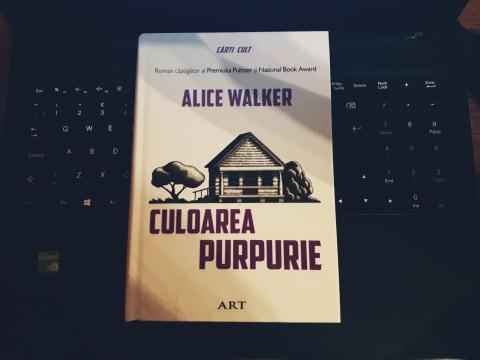 """Recenzie: """"Culoarea purpurie"""" de Alice Walker"""