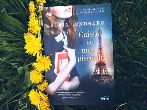 """Recenzie: """"Caietul cu nume pierdute"""" de Sofia Lundberg"""