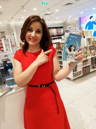 Interviu cu Daniela Irimia