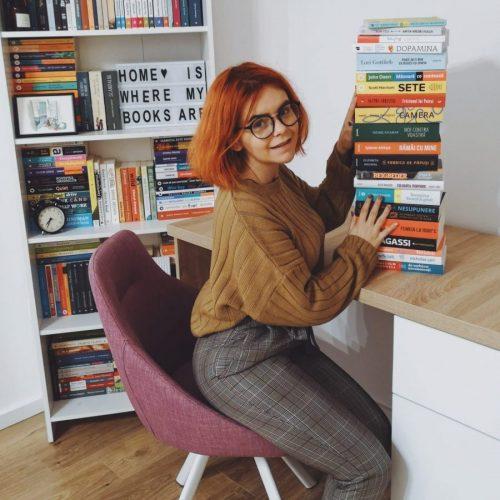 Interviu cu Andreea Chiuaru