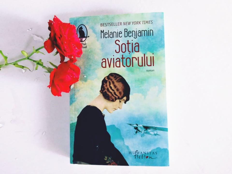 """Recenzie: """"Soţia aviatorului"""" de Melanie Benjamin"""