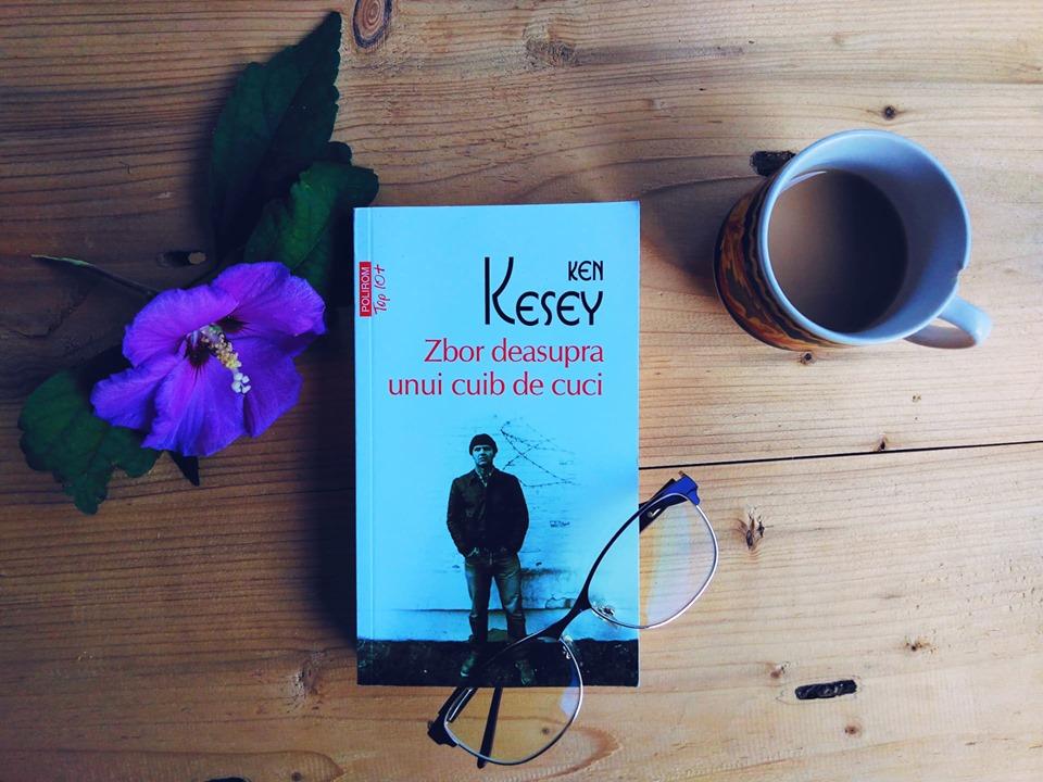 "Recenzie: ""Zbor deasupra unui cuib de cuci"" de Ken Kesey"