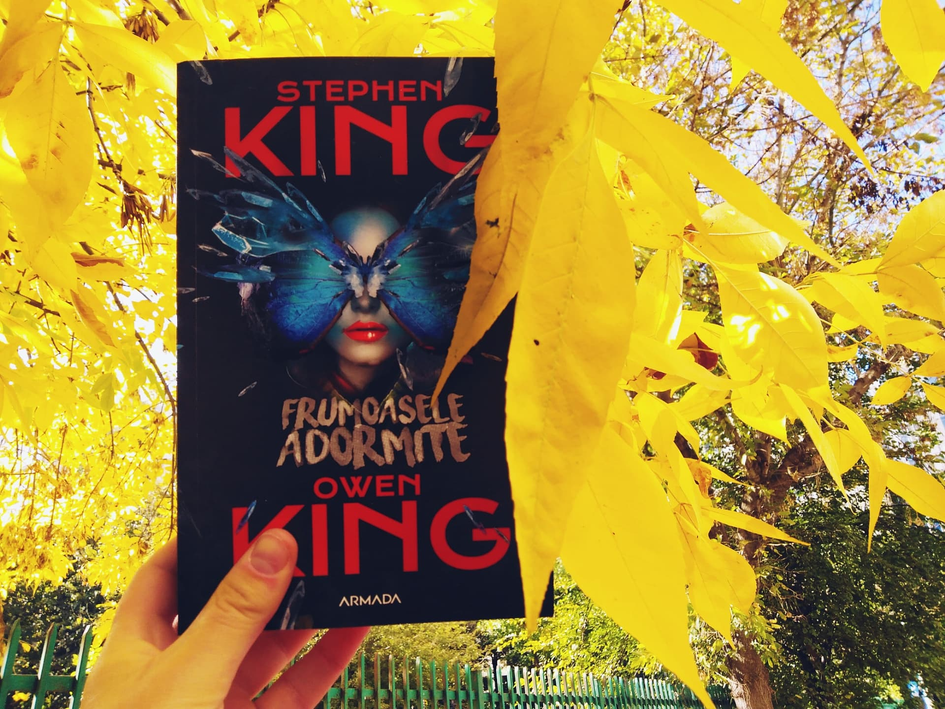 "Recenzie: ""Frumoasele adormite"" de Stephen King"