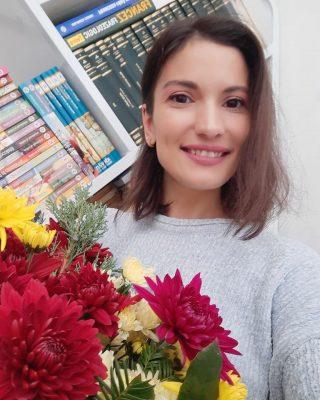 Interviu cu Cristina Apostol