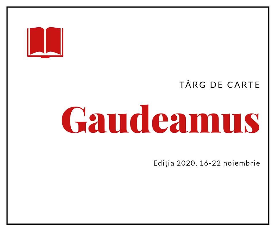 Târgul de carte 'Gaudeamus', 16-22 noiembrie