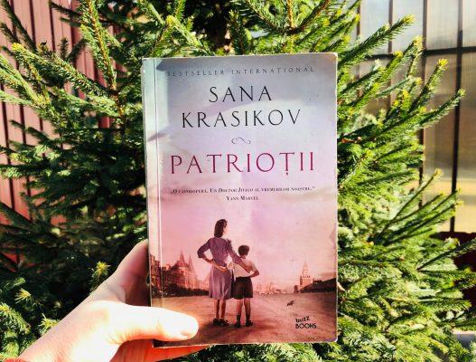 """Recenzie: """"Patrioţii"""" de Sana Krasikov"""