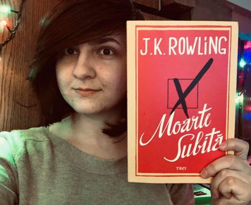 "Recenzie: ""Moarte subită"" de J.K. Rowling"