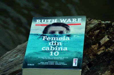 "Recenzie: ""Femeia din cabina 10"" de Ruth Ware"