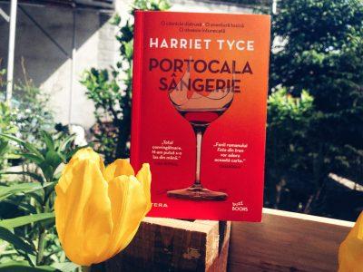 """Recenzie: """"Portocala sângerie"""" de Harriet Tyce"""