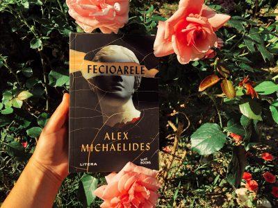 """Recenzie: """"Fecioarele"""" de Alex Michaelides"""