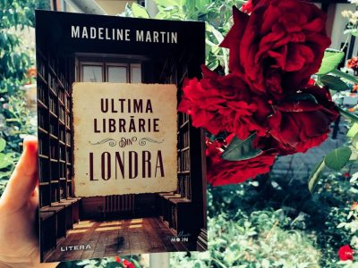 """Recenzie: """"Ultima librărie din Londra"""" de Madeline Martin"""