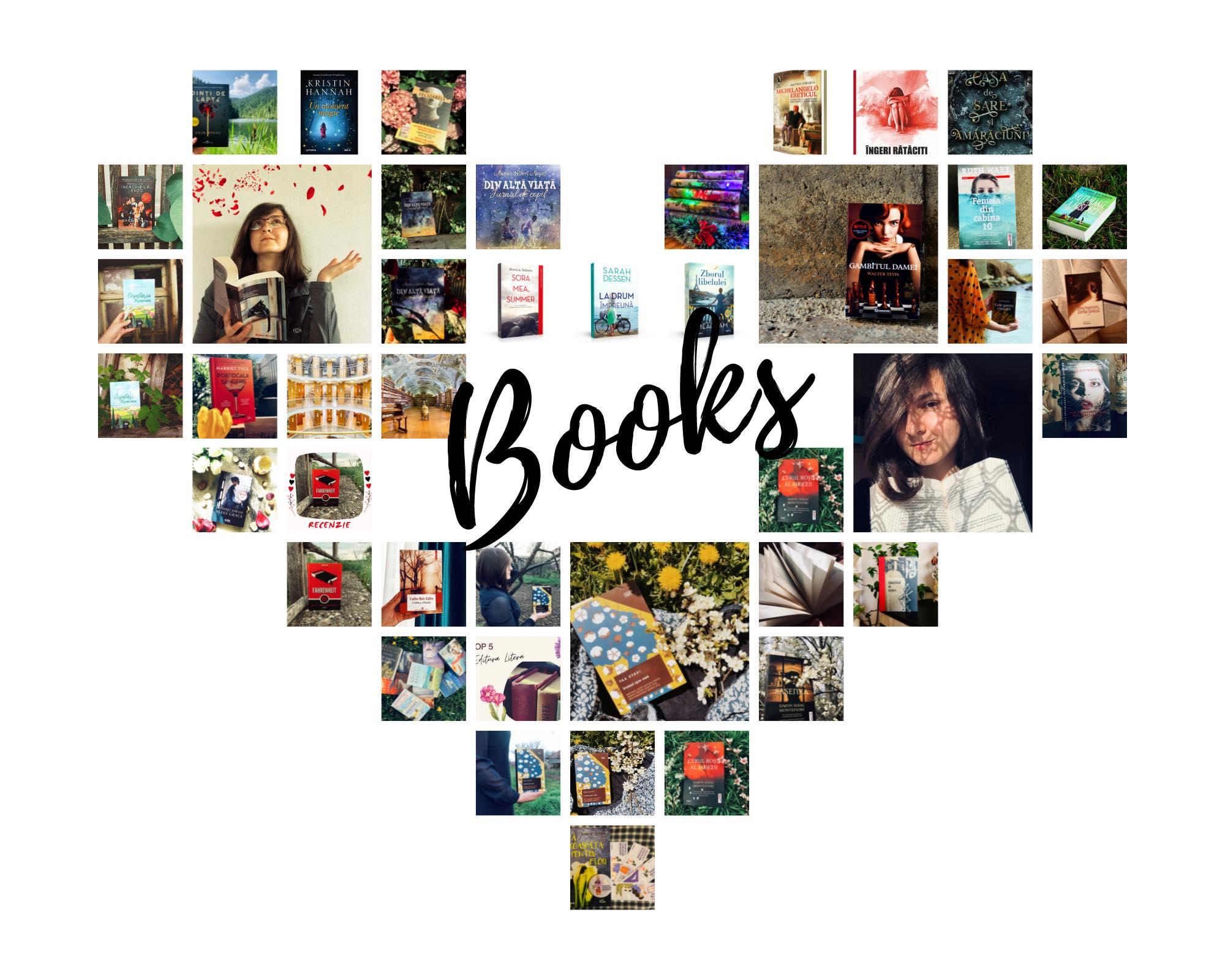10 cărți de citit în vacanță