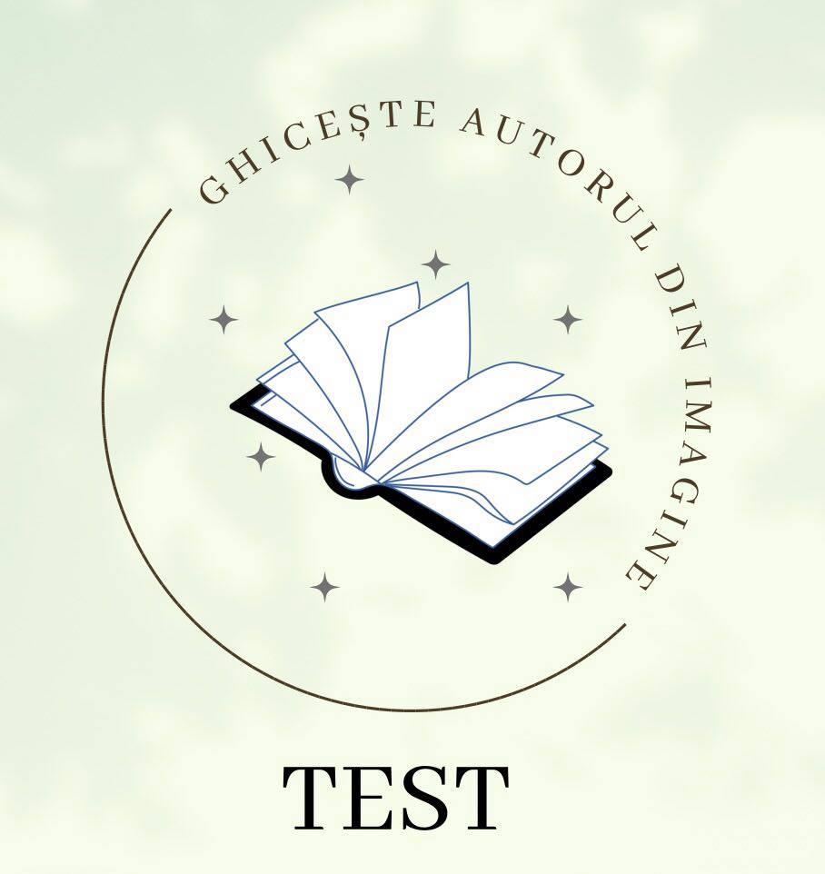 TEST – Ghicește autorul român din imagine